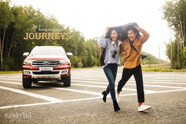 Wanderlust Tips Magazine | Fashion collection December 2018 issue: Meaningful journey