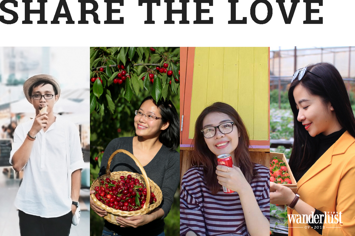 Share the love: Street Cuisine