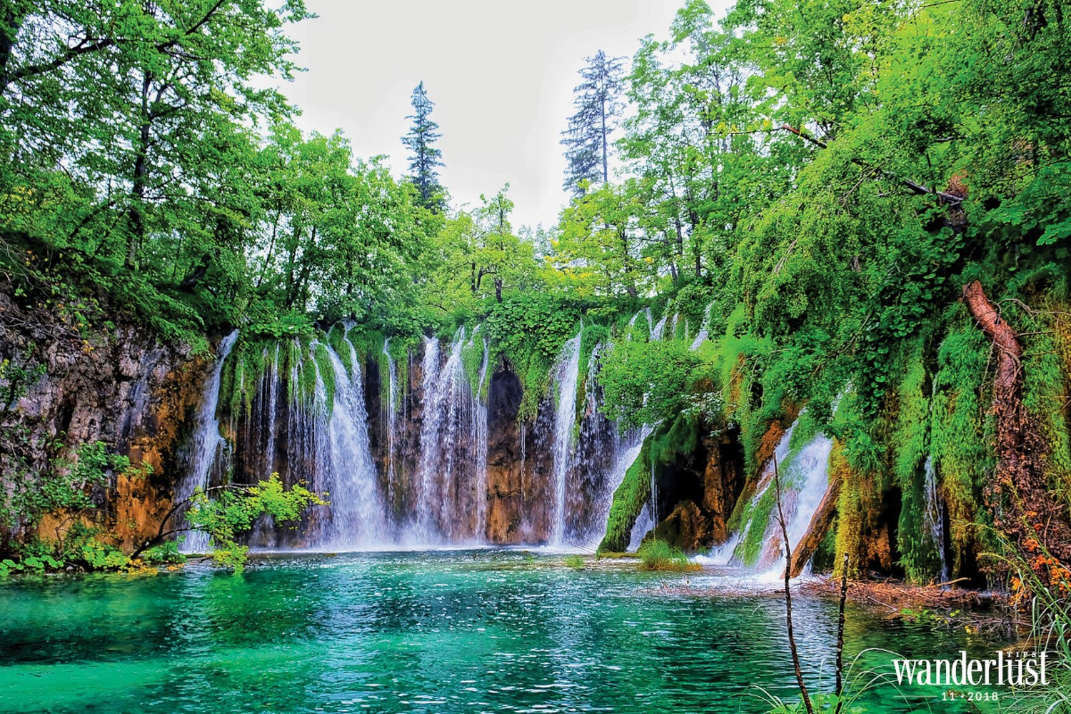 Wanderlust Tips Magazine | A tranquil and verdant Croatia