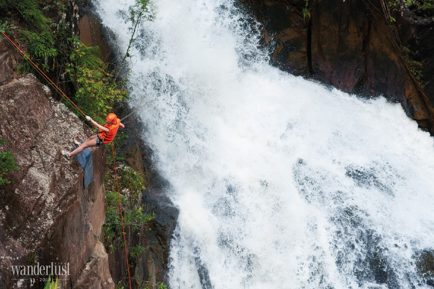 Wanderlust Tips   Cayoning in Da Lat - Conquer the fierce waterfalls