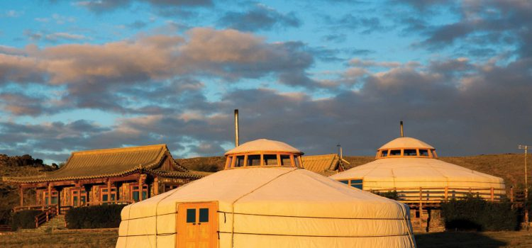The world's 7 glamping sites