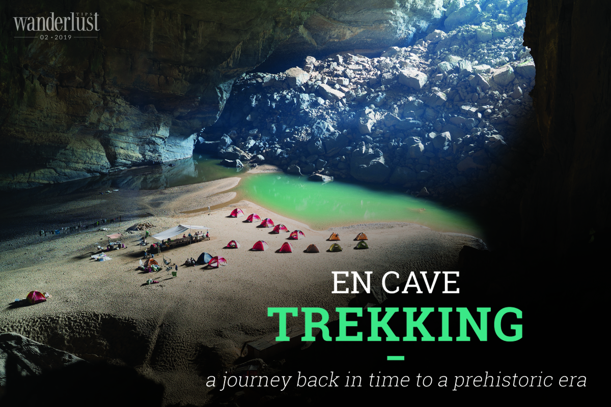 Wanderlust Tips Magazine | En cave trekking - A journey back in time to a prehistoric era