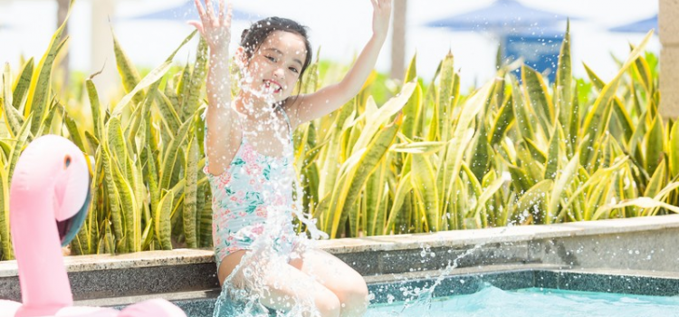 Sheraton Grand Danang Resort introduces new kids ambassador program with Chu Diep Anh
