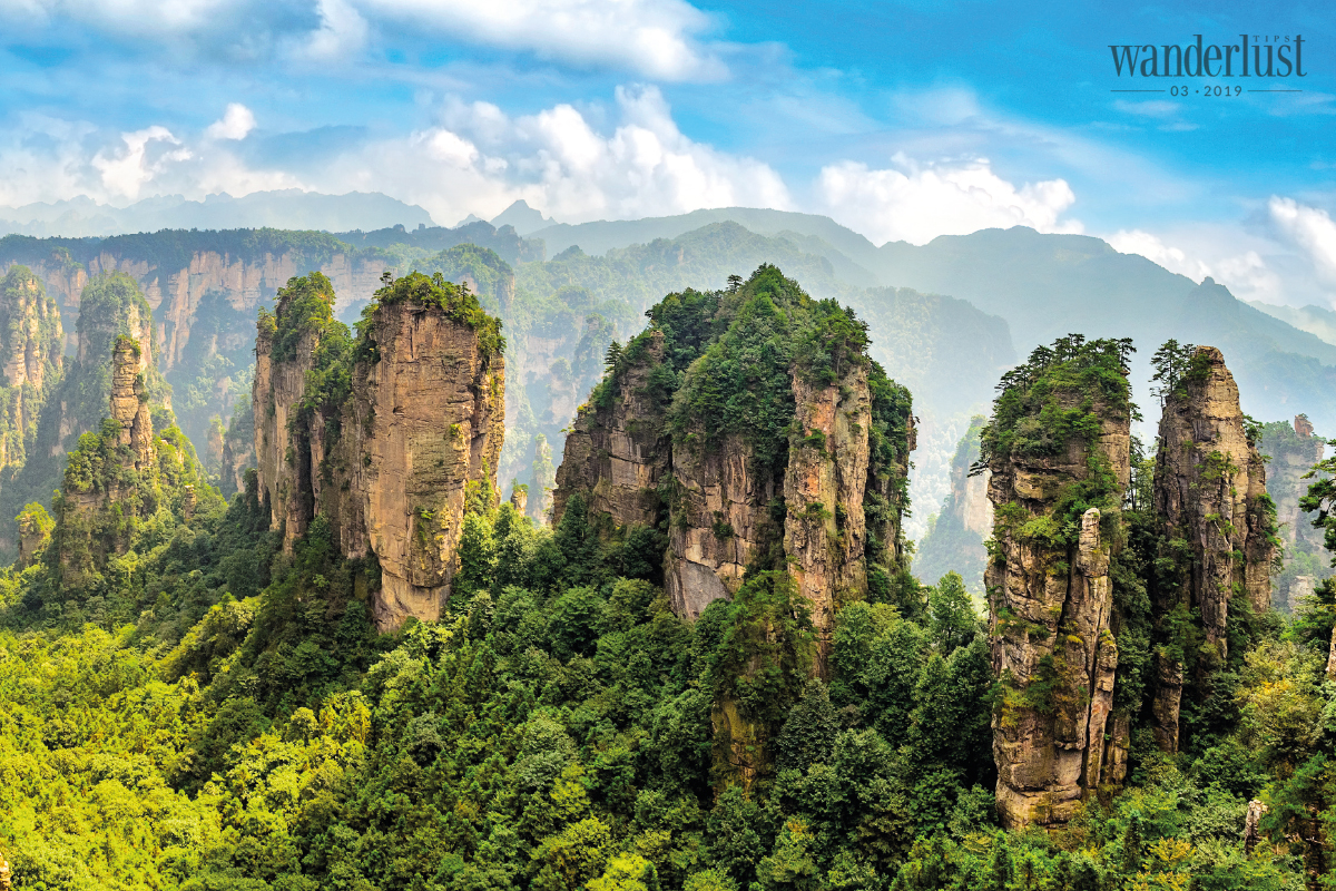 Wanderlust Tips Magazine | Zhangjiajie: Paradise on Earth