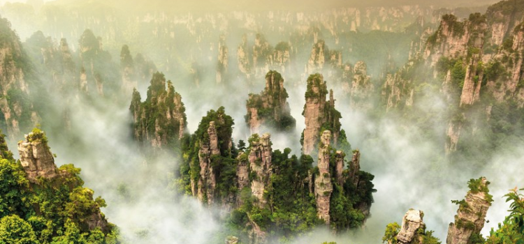 Zhangjiajie: Paradise on Earth