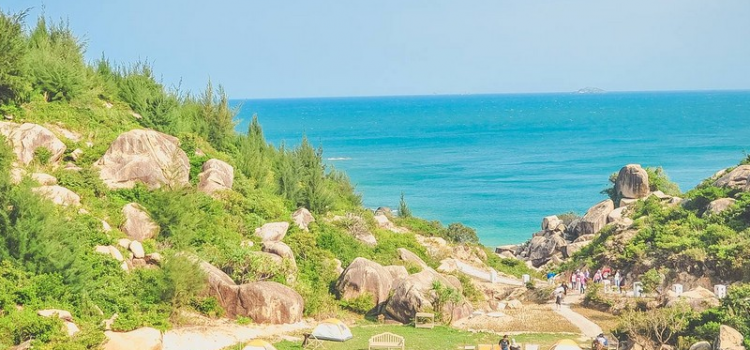 8 must-see places in Binh Dinh in the afternoon