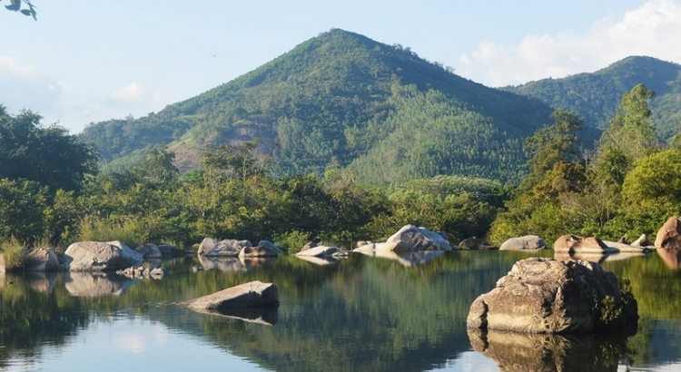8 must-see places in Binh Dinh in the morning