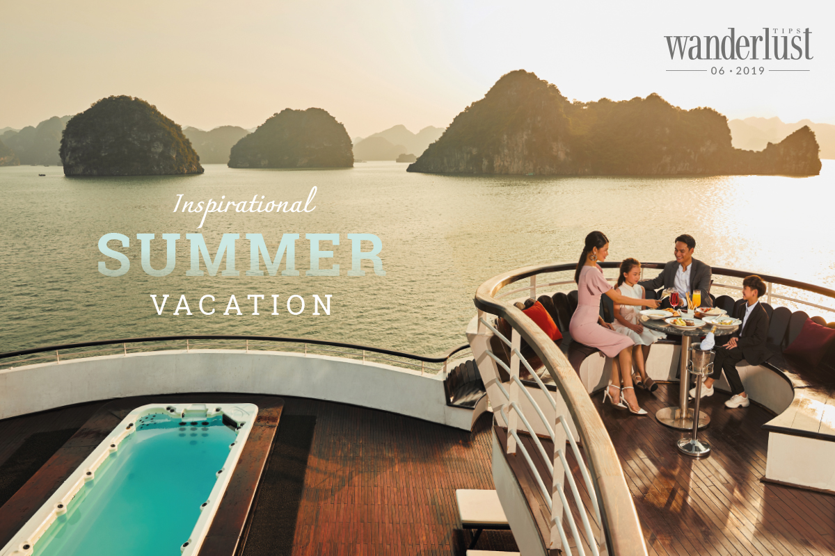 Wanderlust Tips Magazine | Fashion Collection in June 2019: Inspirational Summer Vacation