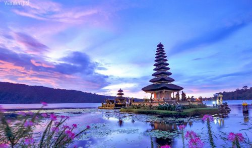 Bali: Come, indulge, love