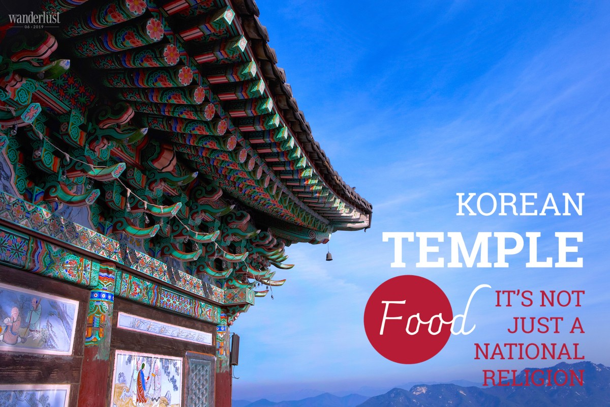 Wanderlust Tips Magazine   Korean temple food: It's not just a national religion