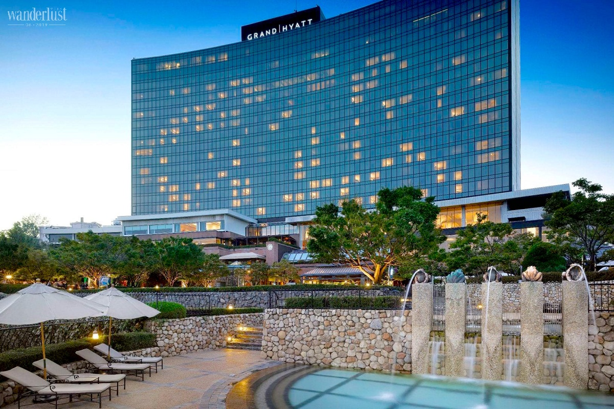 Wanderlust Tips Magazine | Top 5 best hotels family and wellness travel in Korea