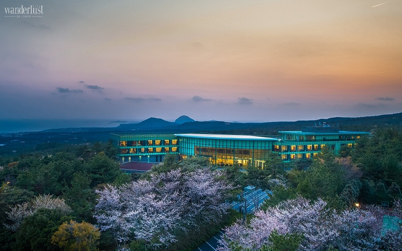Top 5 best hotels family and wellness travel in Korea