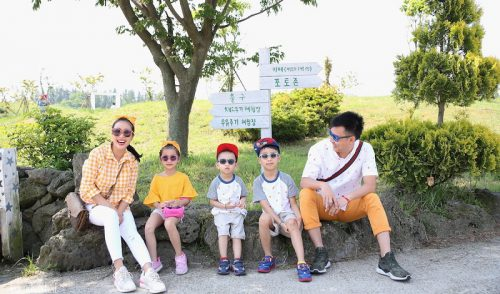 Travelling to Jeju: A summer dream
