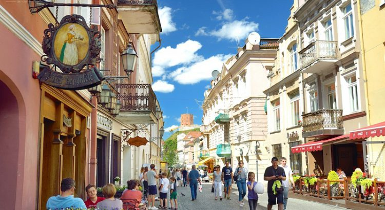 Vilnius: The peaceful heart of Lithuania