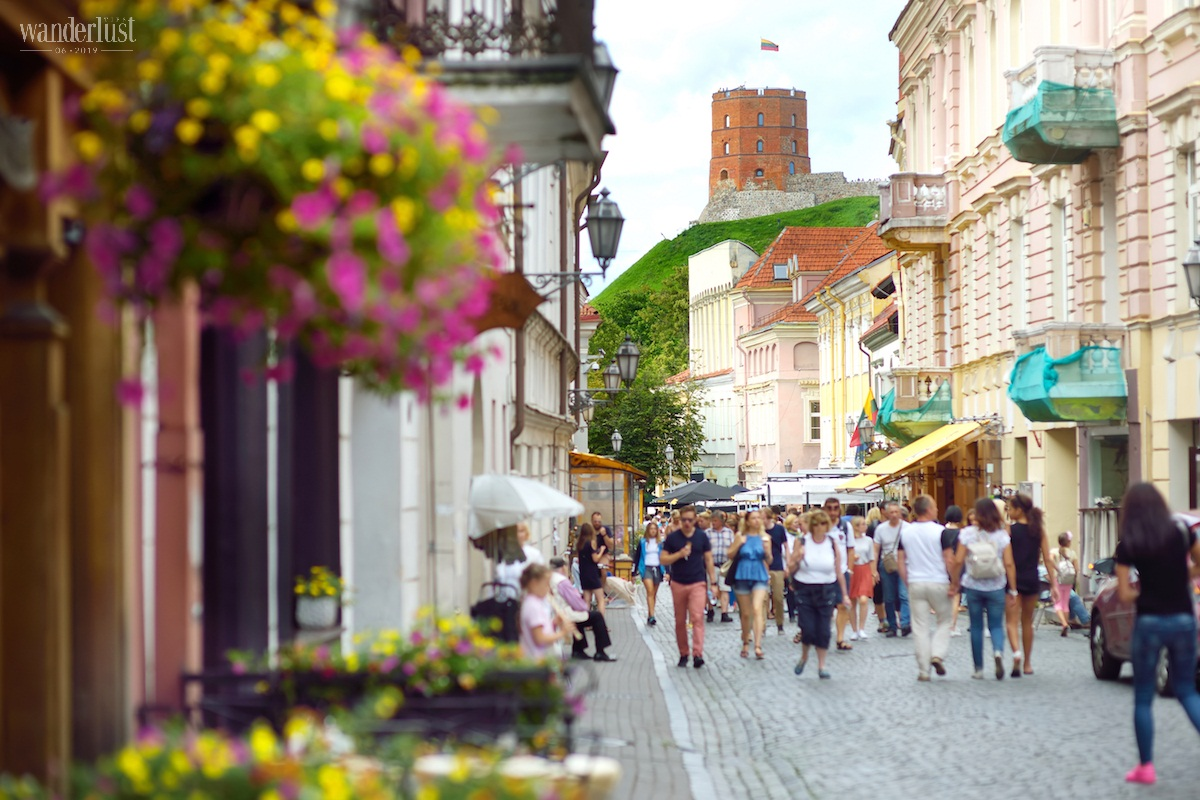Wanderlust Tips Magazine | Vilnius: The peaceful heart of Lithuania