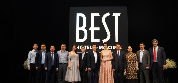 Grand ceremony for the Best Hotels – Resorts Awards 2019, an impressive affair