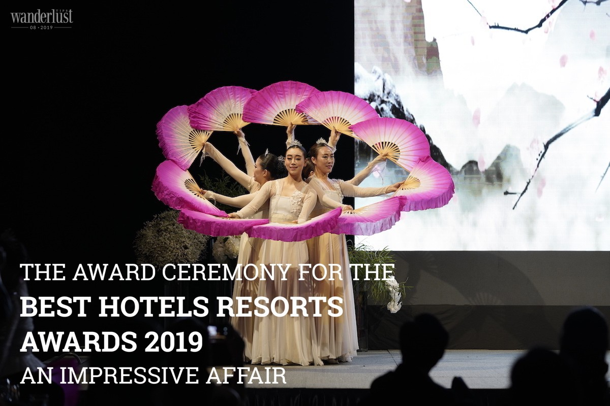 Wanderlust Tips Magazine | Grand ceremony for the Best Hotels - Resorts Awards 2019, an impressive affair