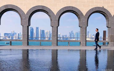 Wanderlust Tips Magazine   Qatar: The precious pearl of the Middle East