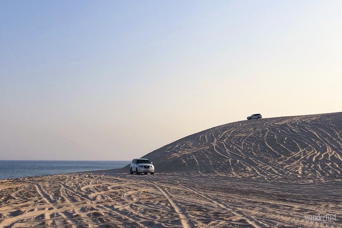 Wanderlust Tips Magazine | Qatar: The precious pearl of the Middle East