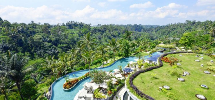 Experience Balinese culture at the Padma Resort Ubud