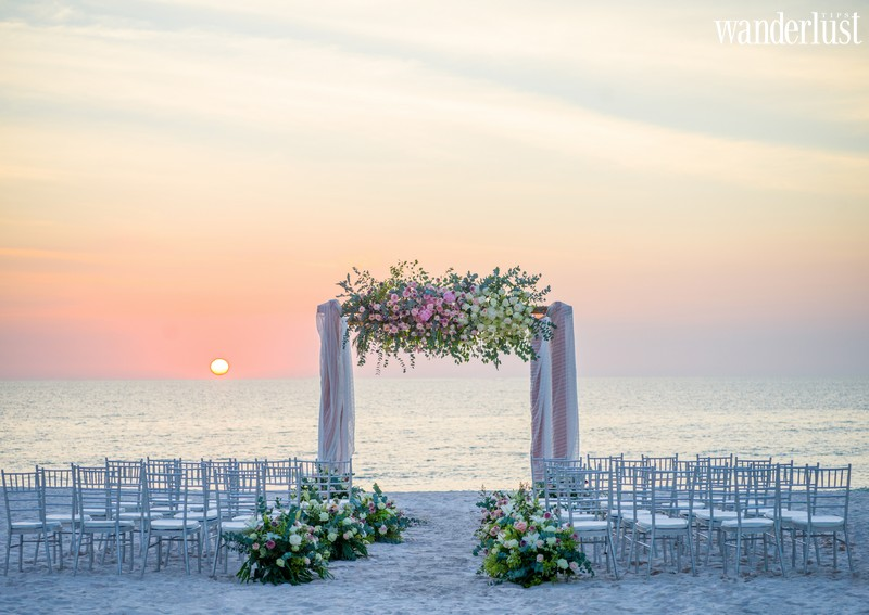 Wanderlust Tips Magazine | Discover an Island Paradise Wedding at InterContinental Phu Quoc Long Beach Resort