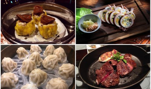 Experience Taipei cuisine at Michelin star restaurants
