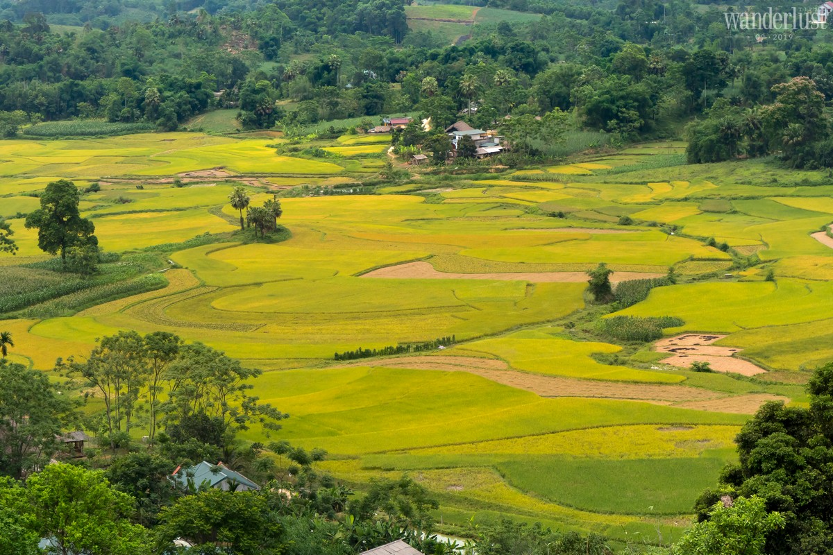 Wanderlust Tips magazine | Magnificent scenery in Tuyen Quang