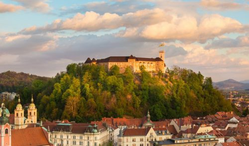 World destinations: Splendid Slovenia