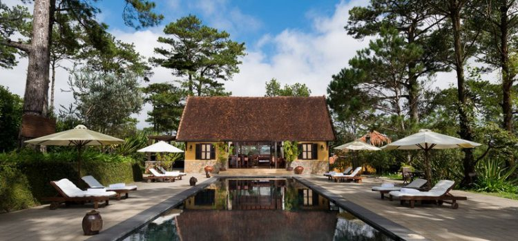 Ana Mandara Villas Dalat Resort and Spa won the Leading Luxury Mountain Resort 2019