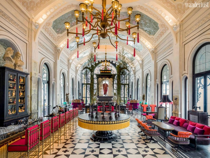 Best Hotels Resorts Awards 2019 recognised Hotel de la Coupole as the Leading Boutique Hotel