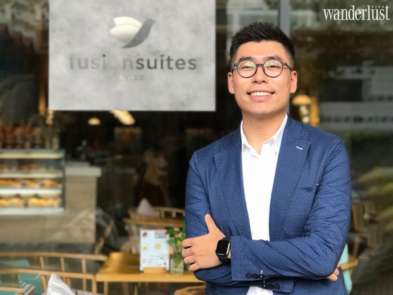 Wanderlust Tips | Fusion announces new General Manager for Fusion Suites Saigon