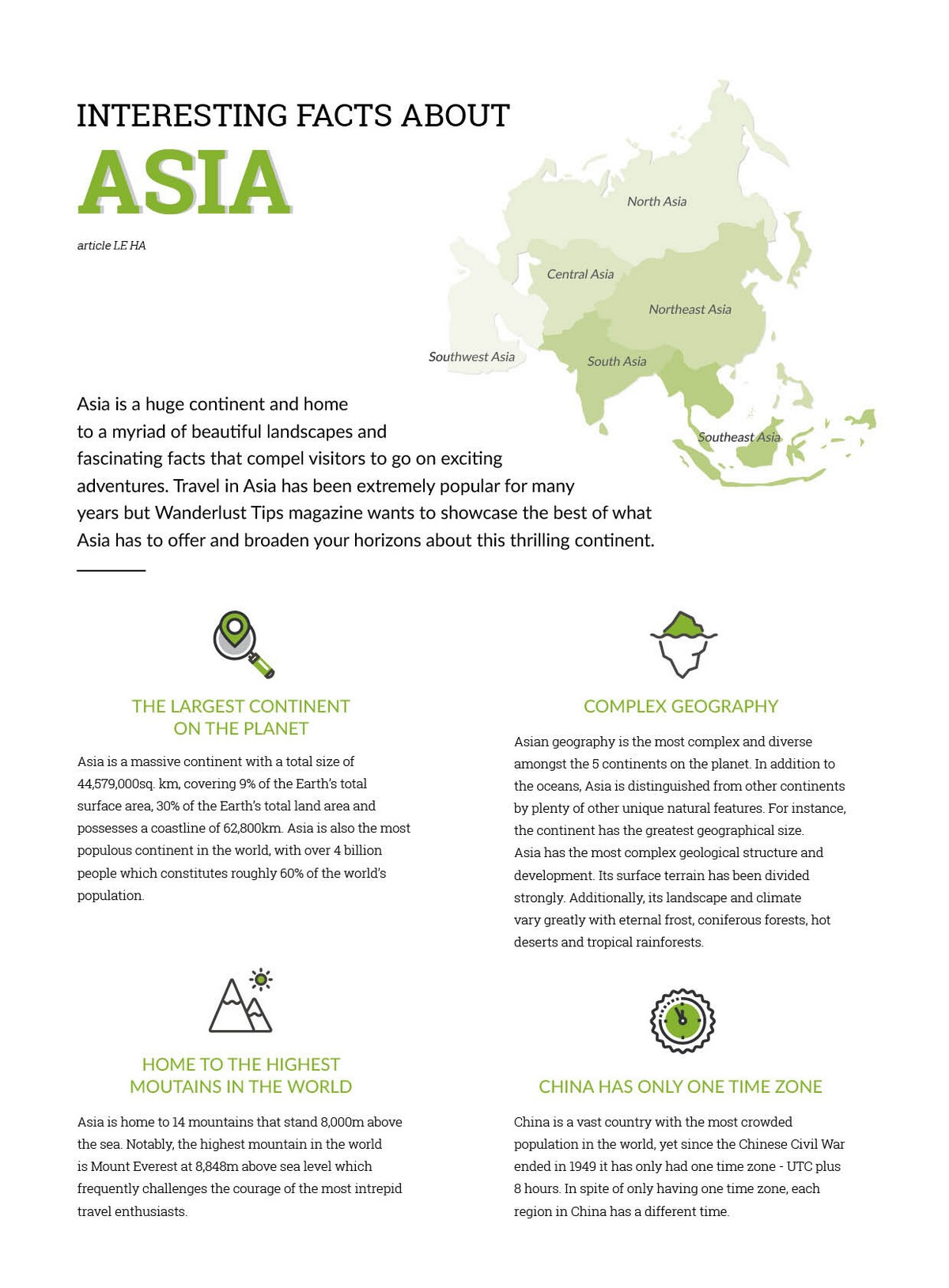 Wanderlust Tips   Interesting facts about Asia that will blow your mind