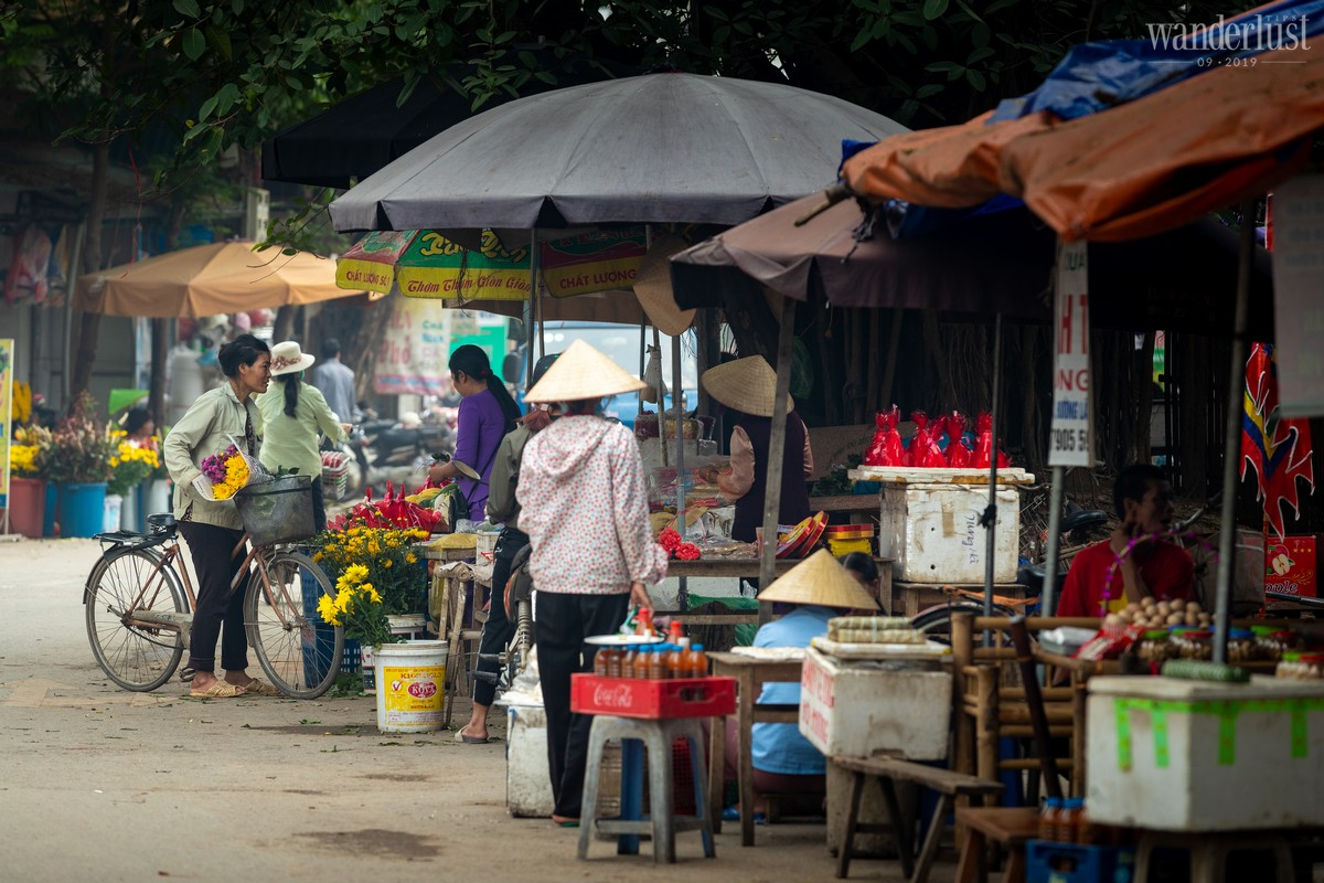 Wanderlust Tips magazine | Markets are at the heart of Vietnamese culture
