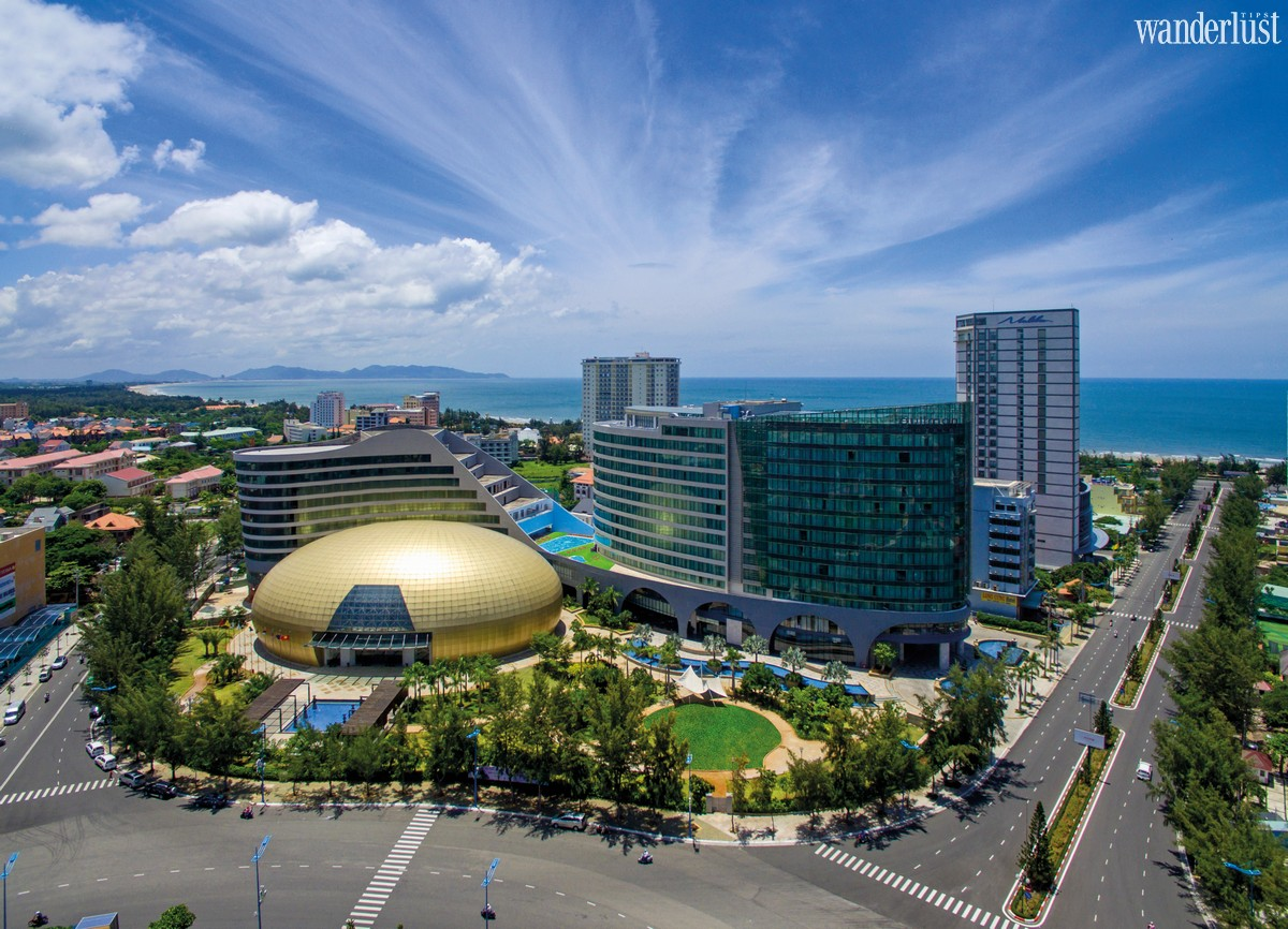 Wanderlust Tips | Pullman Vung Tau Hotel & Convention Centre awarded the Leading MICE Hotel 2019