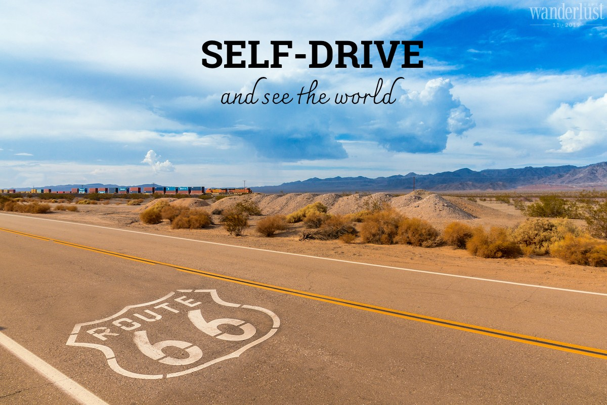 Wanderlust Tips | Self-drive and see the world