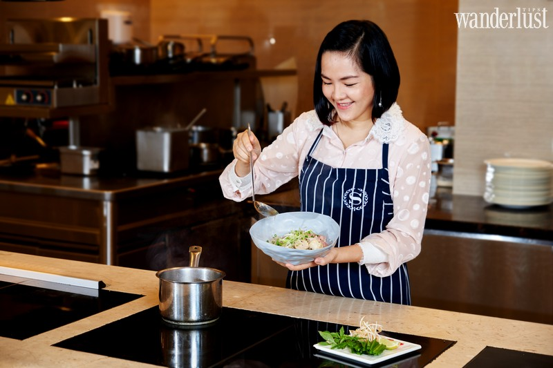 Wanderlust Tips | Sheraton Grand Danang Resort Introduces New Culinary Ambassador Helen Le