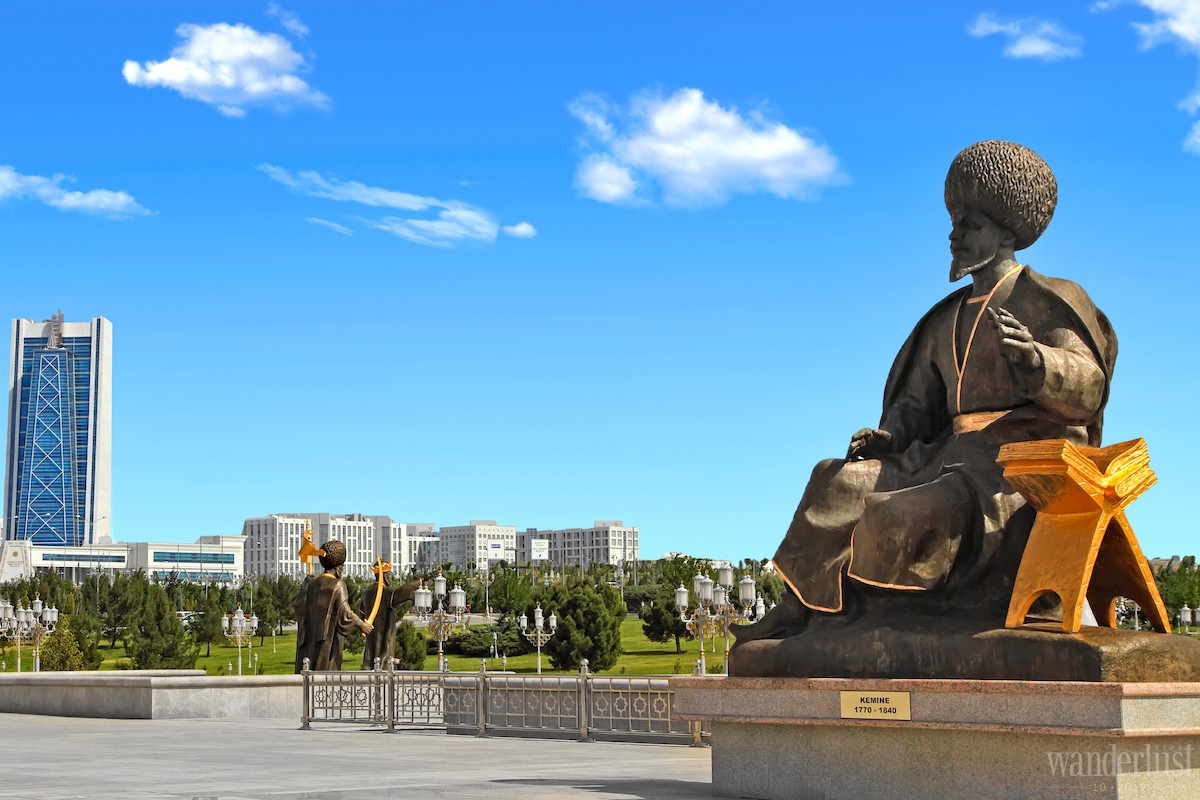 Wanderlust Tips magazine   The mysterious and marvellous beauty of Central Asia
