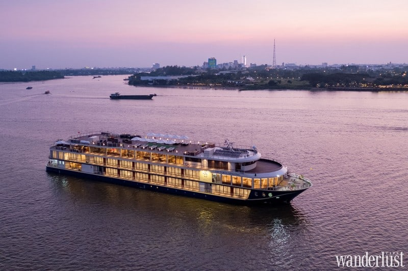 Wanderlust Tips | Gala celebrations to mark inaugural sailing of the Victoria Mekong