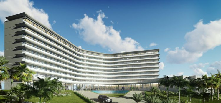 Korean Hospitality Corporation The Shilla will debut their first resort in Danang