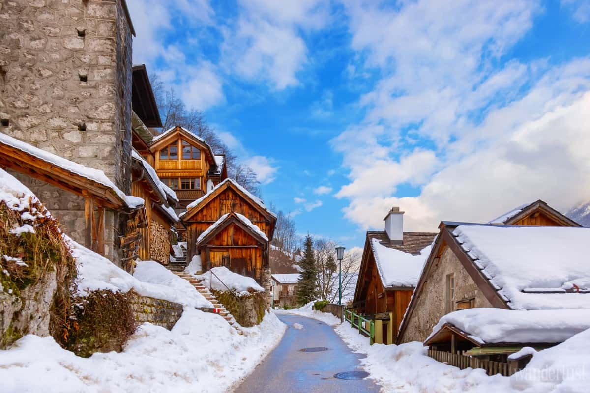 Wanderlust Tips | Lose yourself in these wintry destinations
