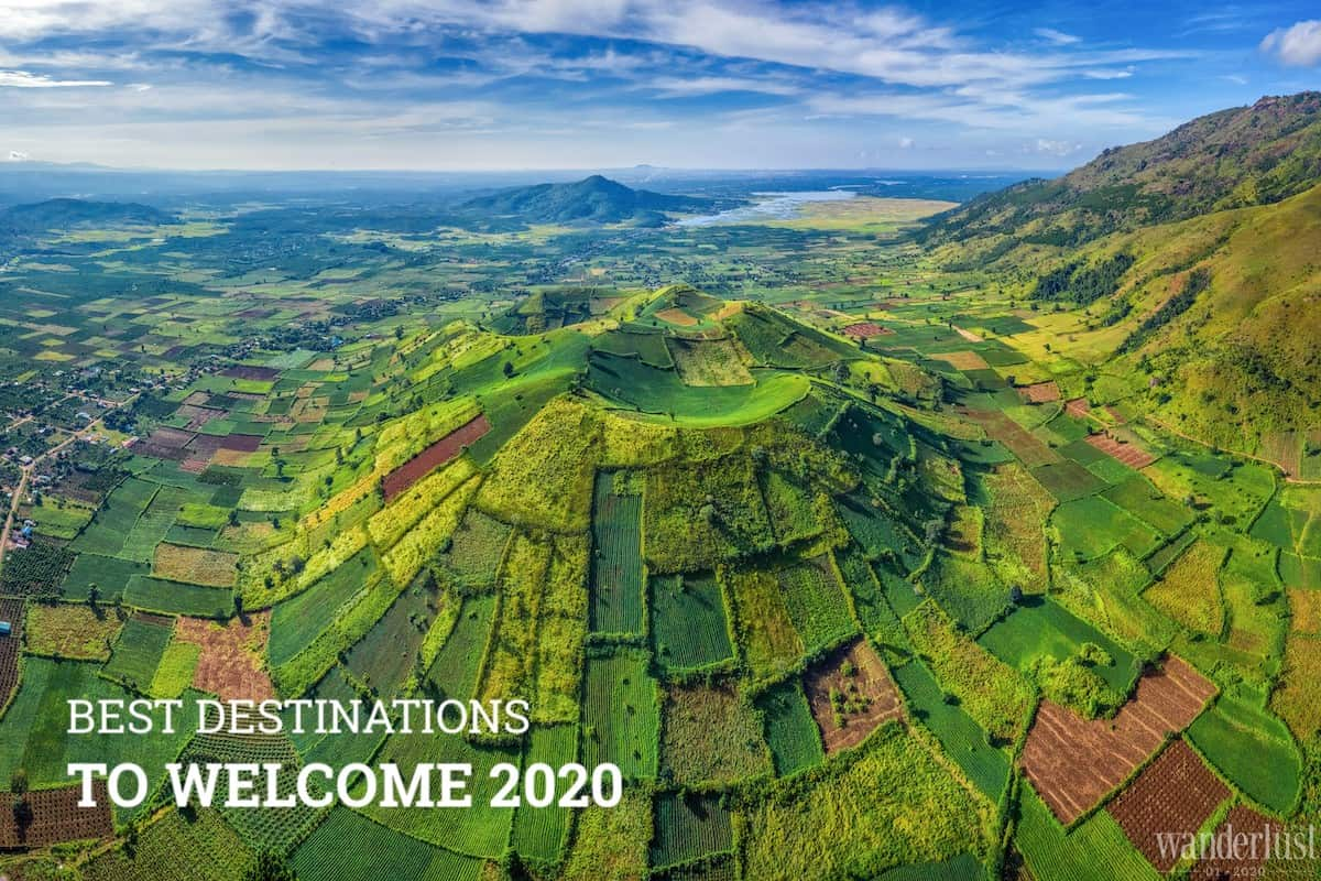 Wanderlust Tips magazine | Best destinations to welcome 2020