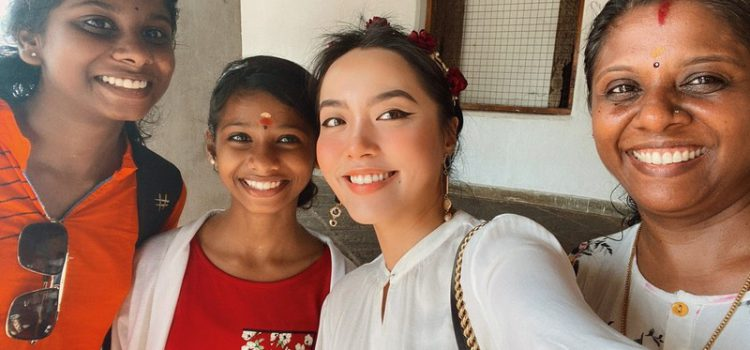 Blogger Ha Truc and her journey to discover mystifying Sri Lanka
