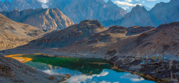 Fall in love with peaceful Hunza