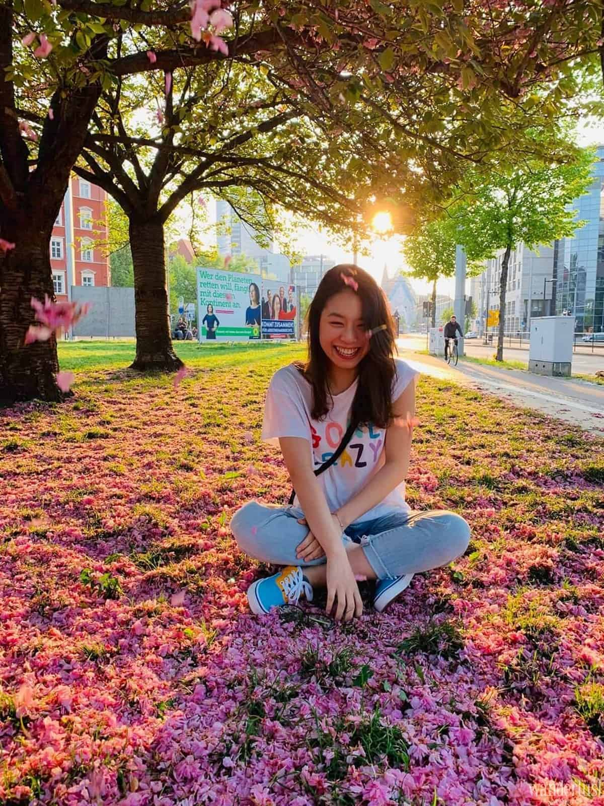 Wanderlust Tips magazine   Share the love with travel: Spring in bloom