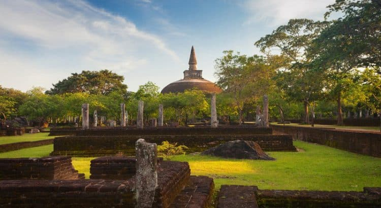 Sri Lanka: The sparkling pearl of the Indian Ocean
