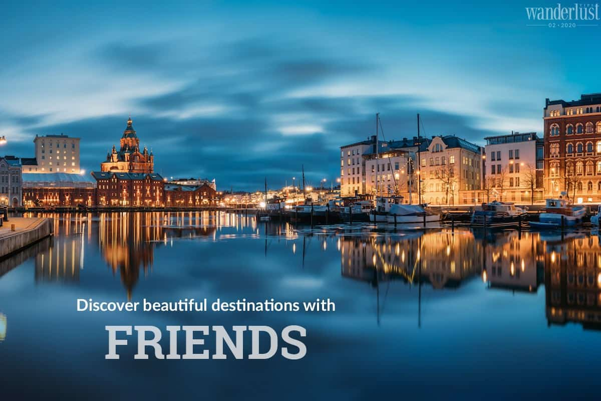 Wanderlust Tips magazine | Discover beautiful destinations with best friends