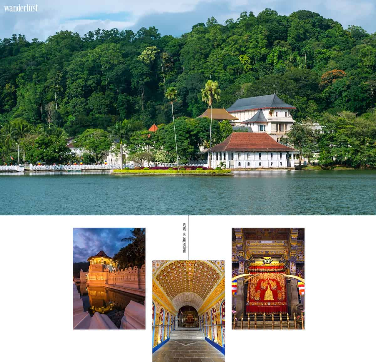 Wanderlust Tips magazine | Get lost in Kandy: The peaceful and scenic city of Sri Lanka