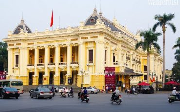 Wanderlust Tips Magazine   Exploring the French architectural wonders of Hanoi that will blow your mind