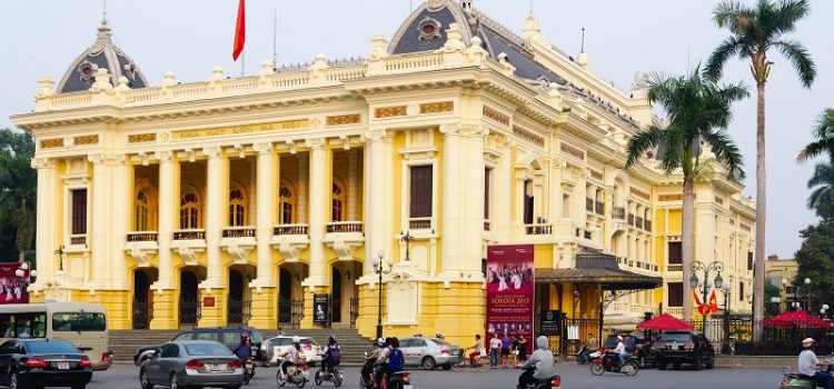 Exploring the French architectural wonders of Hanoi that will blow your mind