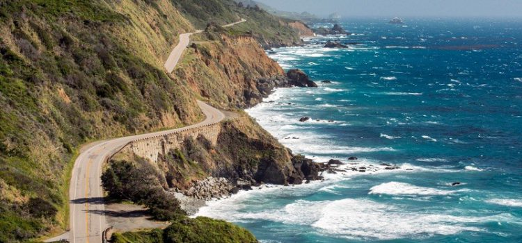The world's most beautiful coastal roads that you have to drive in your lifetime
